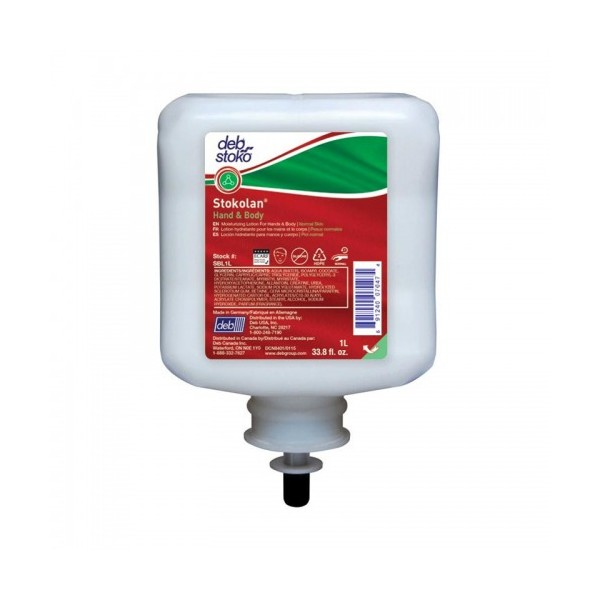 Lotion hydratante Stokolan 1L