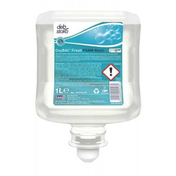 Savon OxyBAC extra foam