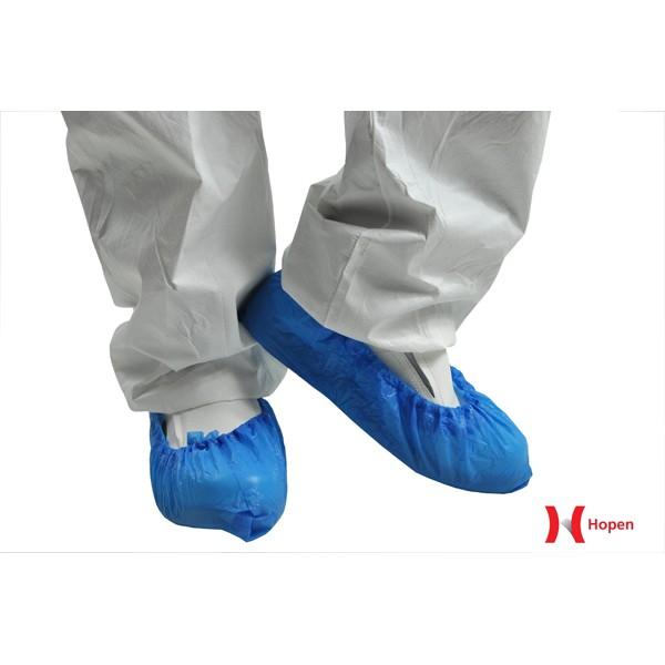 Couvre chaussure bleu 10.100