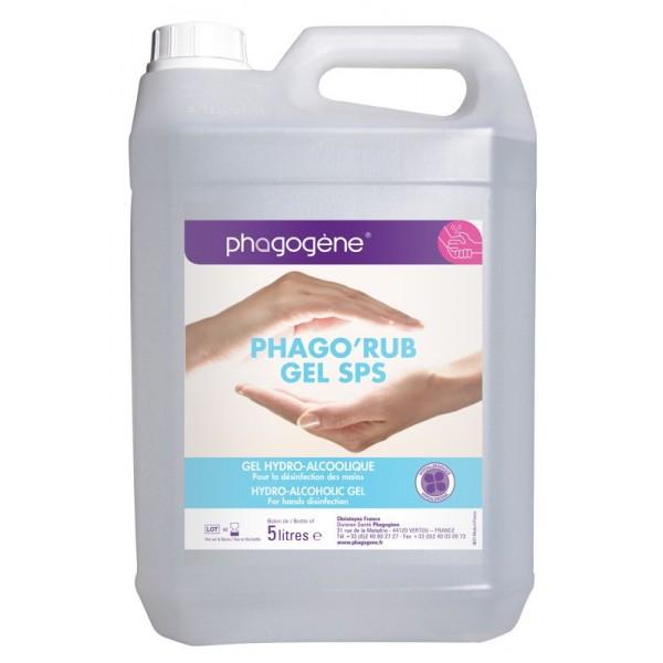 Gel phago rub sps  (2x5L)