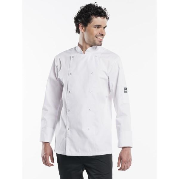 Veste mixte cuisinier Poco 220