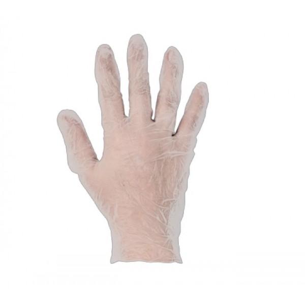 Gant vinyle Boorne blanc
