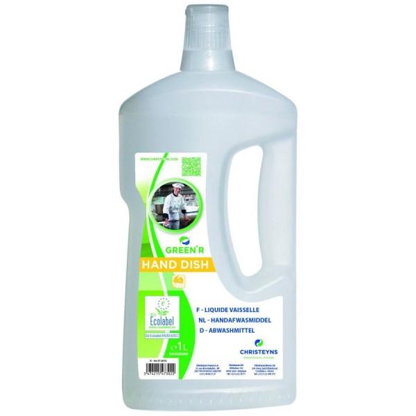Liquide vaisselle Green'R 1L