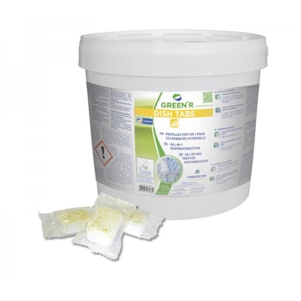 Tablettes lave-vaisselle Green