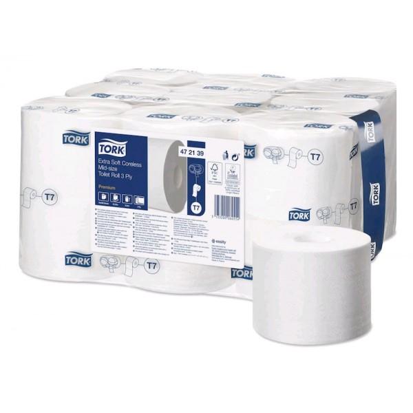 Rouleau WC T7 3 plis 472139