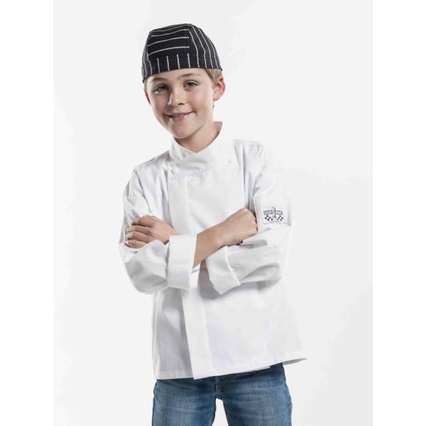 Veste cuisinier pour enfant
