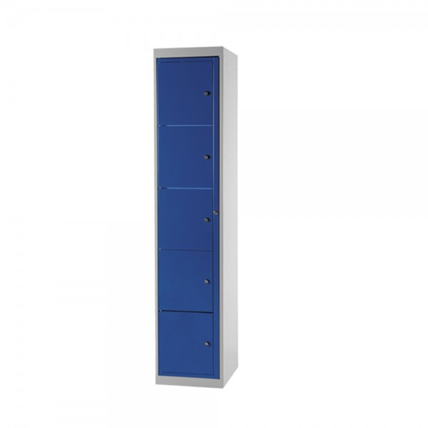 Armoire 5 cases a code